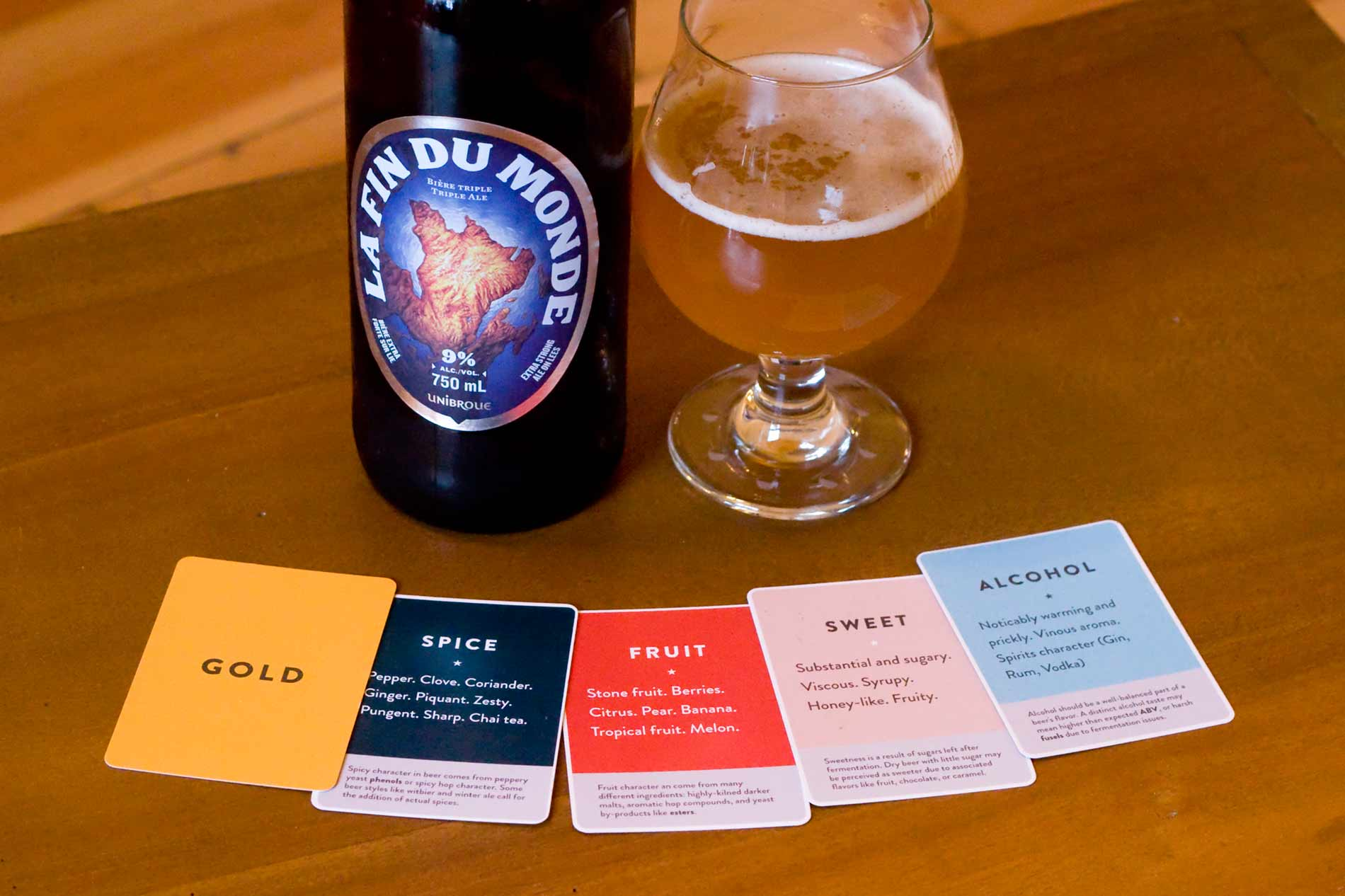 Fin du Monde with 6 very basic cards played